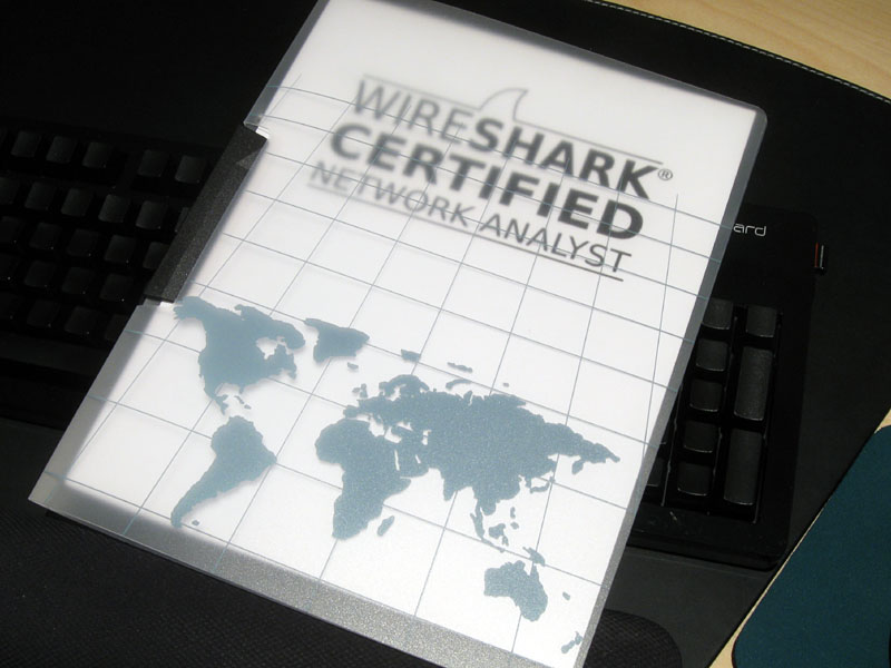 Wireshark Certified Network Analyst (WCNA) - Page 2